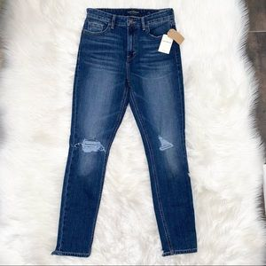 NWT Lucky Brand skinny jeans size 4/27